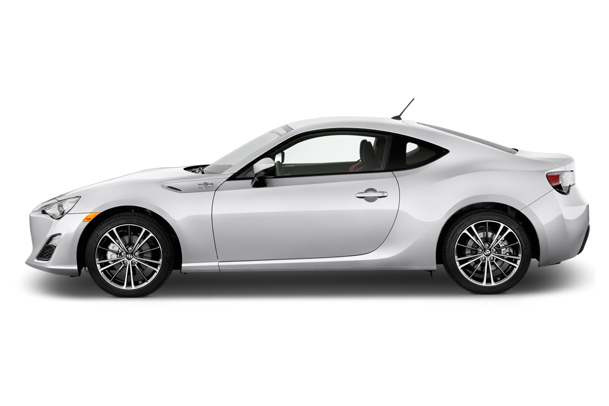 Scion FR-S side view