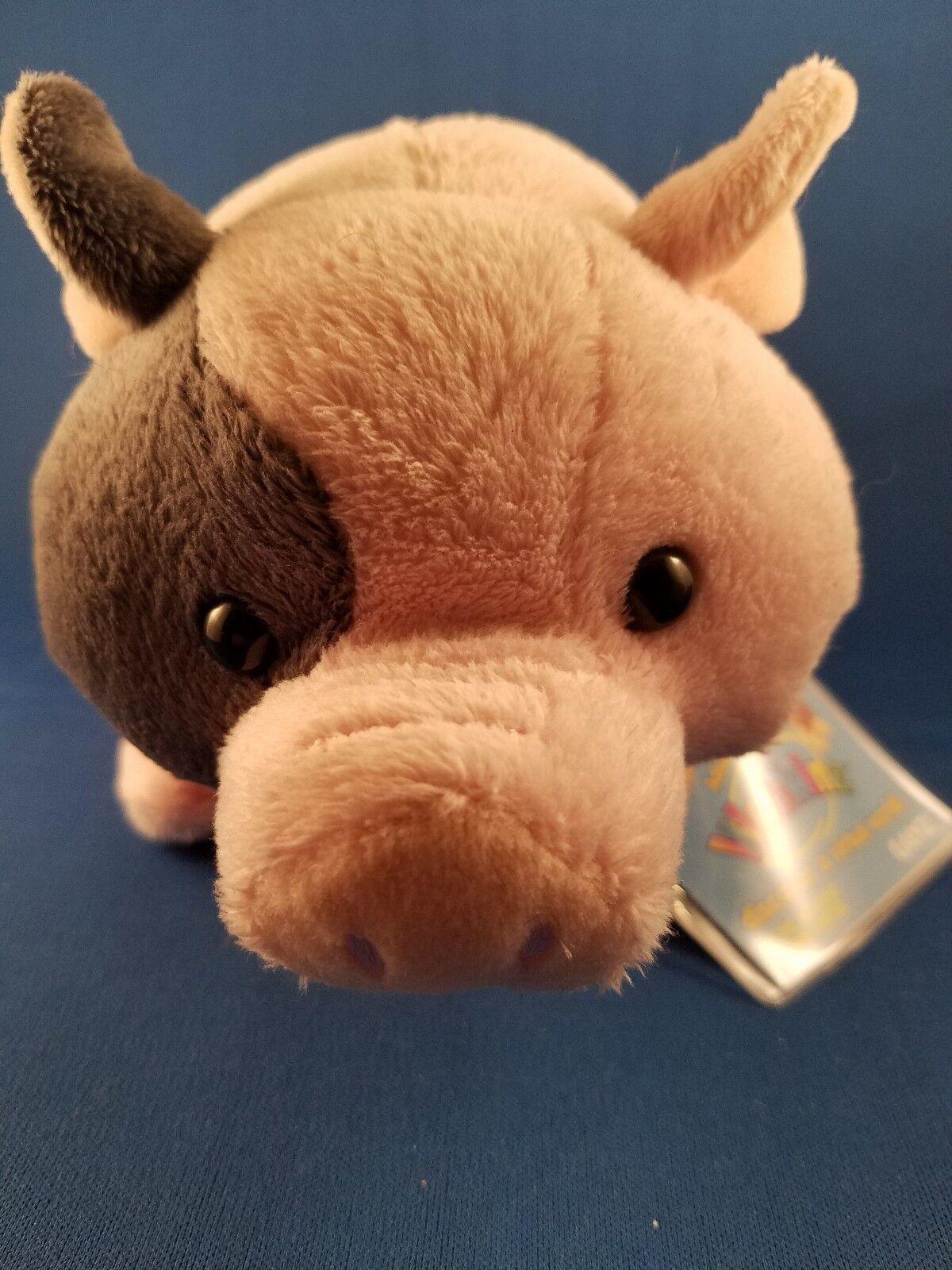 Webkinz Virtual Pet Plush - POT BELLY PIG (9 inch) - New w  Unused Code Tag