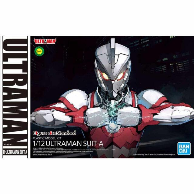 Figure-Rise Estándar Ultraman Ultraman Suit a 1/12 Plástico Modelo Kit Nuevo