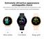 Senora-dorado-c19-Bluetooth-reloj-redondo-display-Android-iOS-Samsung-iPhone-IP miniatura 7