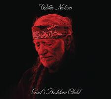 Willie Nelson - God's Problem Child - New CD Album
