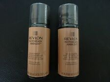 Revlon PhotoReady Airbrush Mousse Makeup - RICH GINGER #070 - TWO New / Sealed