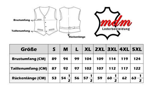 Vintage Bikerweste Damen Frauen Lederkutte Weste Leder Schnitt Taillierter Kutte 8qEx1q