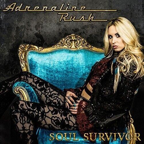 ADRENALINE RUSH - Soul Survivor [New CD]