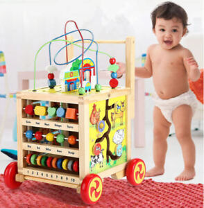 Learning-Wooden-Bead-Maze-Cube-Activity-Center-For-Child-Toys-Kids-Gift