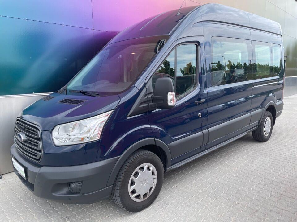 Ford Transit 350 L3 Kombi 2,0 TDCi 130 Trend H3 FWD, Diesel,