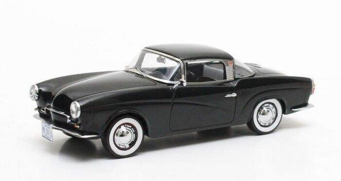 Volkswagen Rometsch Lawrence coupé negro 1959  Matrix 1 43