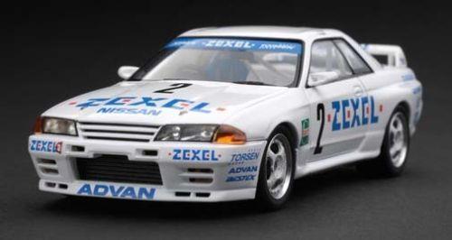 HPI Nissan Skyline Zexel 1992 N1 1 43 limitiert