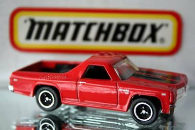 2016 Matchbox Multi Pack Exclusive 70 Chevy El Camino Ss Ebay