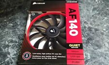Corsair AF140 Quiet Edition 140mm Case Fan CO-9050009-WW with colored Rings