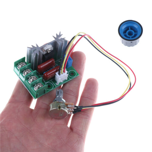2000W High Power Thyristor Electronic Volt Regulator Controller R06 FBB