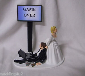 Laptop Cake Topper