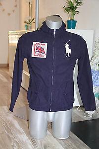 Ralph Pony By Gran Pretty Boy Polo 16 Taglia Bretagna anni Jacket Big Lauren 14 wtpqzI