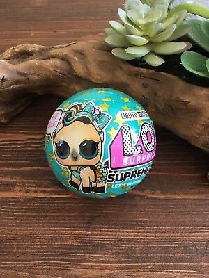 Lol Surprise Supreme Pet Lucky Luxe