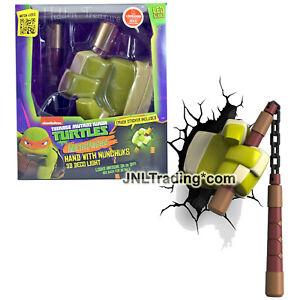 Kindermobel Wohnen Teenage Mutant Ninja Turtles 3d Fx Deco Light Wall Mounted Led Night Light Mobel Wohnen Elin Pens Ac Id
