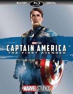 CAPTAIN-AMERICA-THE-FIRST-AVENGER-BLU-RAY-DIGITAL-NO-SLIPCOVER-NEW