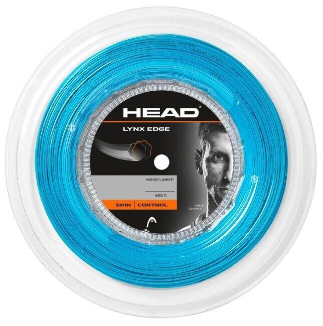 Head Lynx 125 125 125 Blau 200 m Tennissaiten    | Ausgewählte Materialien  | Sale Outlet  | Fairer Preis  9b0ca9