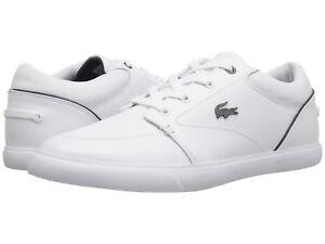 Scarpa-maschile-Lacoste-Bayliss-318-2-Fashion-Sneaker-36CAM0007042-Bianco-Blu-Scuro-Nuovo