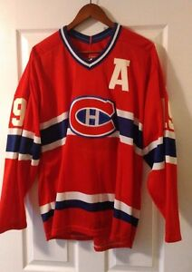 2e642e7ad1b Image is loading NHL-CCM-Montreal-Canadiens-Larry-Robinson-19-Jersey-