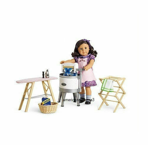 """American Girl Doll Retired 18/"""" Kit Washday Set Ironing Board ONLY"""