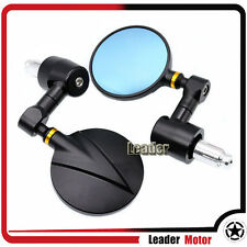 For DUCATI Monster 695 696 796 1100 1200 Rearview Mirror Handle Bar End