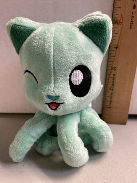 Tentacle Kitty Series 1 Mystery Winky Seafoam Little One Plush Blind Bag