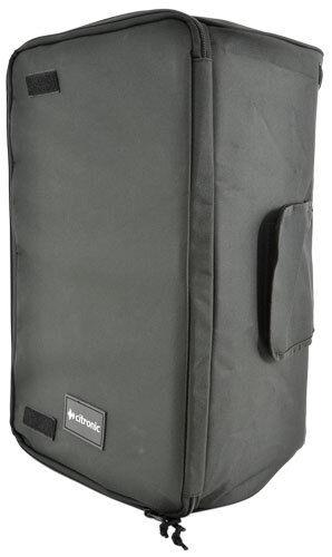 """Citronic Padded Speaker Transit Bag Carry Case for 12/"""" PA Loudpeaker 127.070UK"""