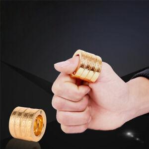 4x-Self-Defense-proteger-anneau-doigt-briser-secours-secours-urgence-EDC-outil