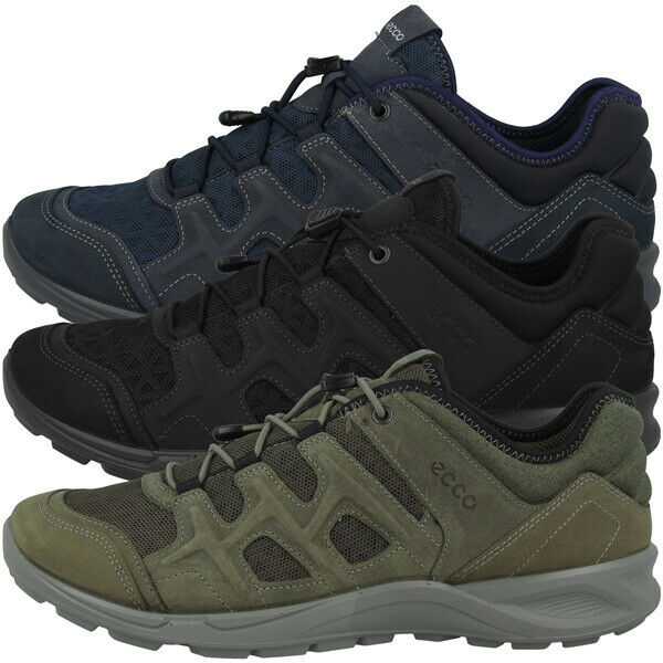 Ecco terracruise LT Men trekking caballero  zapatillas de exterior Walking cortos 825764  hermoso