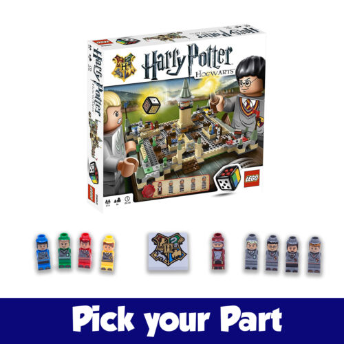 Lego 3862 Harry Potter Hogwarts Spares  ** PICK YOUR REPLACEMENT PARTS **