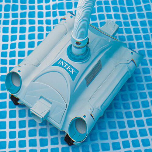 Intex Poolroboter für Pool Bodensauger Sauger Bodenreiniger 28001 Poolsauger