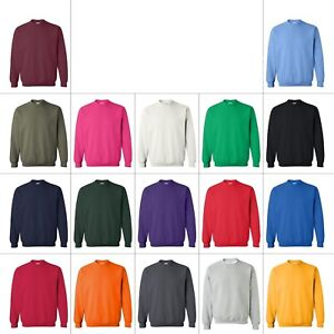Gildan-Unisex-S-5XL-Pullover-Heavy-Blend-Adult-Jumper-Crewneck-Sweater-18000-PI