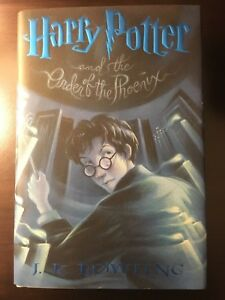 first edition harry potter ebay