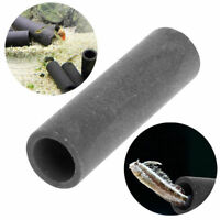 Aquarium Tank Hiding Breeding Cave Shelter Tube Ceramic Fish Shrimp Live Plant