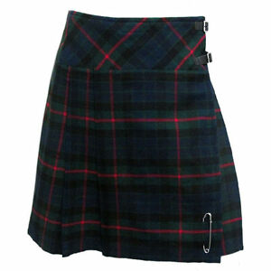 Billie Skirts 8 Pleated Prime Modern Gunn Wallace Tartan Active Girls New Kilts