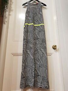 Sass Bide Domino Effect Dress Size 8 Excellent Condition Black White F Ebay