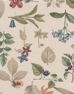 Longaberger-79-04-Small-Fruit-Basket-Botanical-Fields-Fabric-Liner-NIP