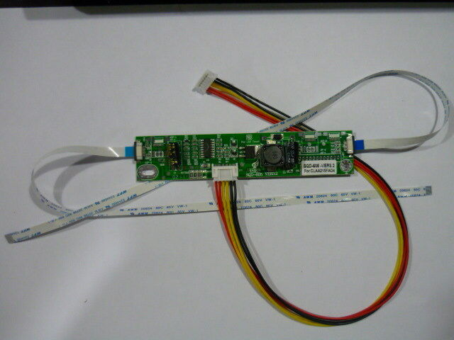 """LED Inverter Board For 21.5"""" CLAA215FA04 1920*1080 Resolution TFT LCD panel"""