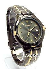 Elgin Man Gold-tone Dress Watch, FG133N