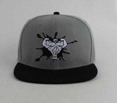 NEW Men women HUSTLE adjustable gym//workout baseball flat peak hat//cap snapback