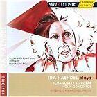 Ida Haendel Plays Tchaikovsky & Dvorák Violin Concertos (2010)