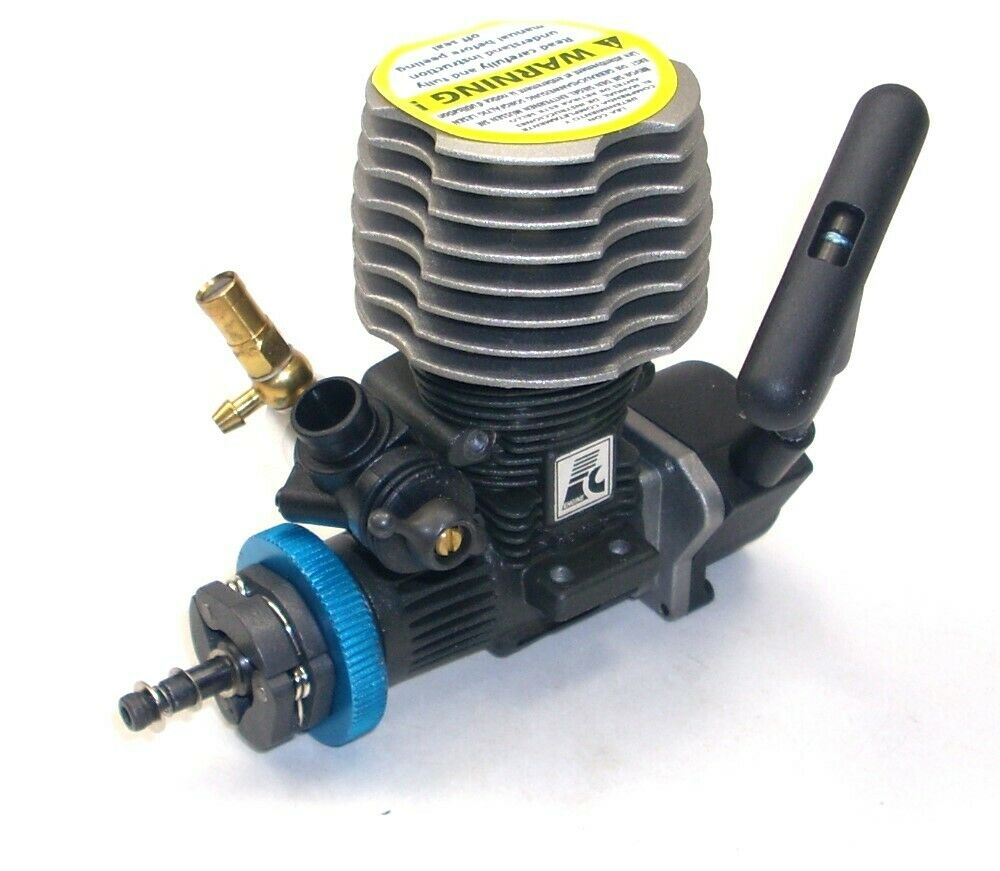 Carson Force Motor 15s 2,5 ccm force de alto rendimiento-nitromotor 0,9kw - 1.2ps cr8 ®
