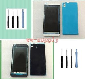 detailed look a1d13 6d8c5 Details about Housing Front Frame Chassis+ Back Battery Case Cover for HTC  Desire 816 816W