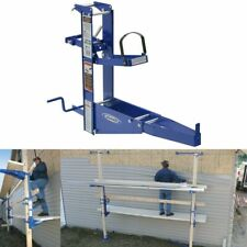 Pump Jack Durable Steel Pole Track System 24 Wide Plank Scaffolding Performance