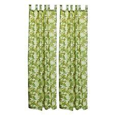 Item 1 Set Of 2 Disney Safari Quest Camouflage Camo Jungle Drapes Window Panels 42x84