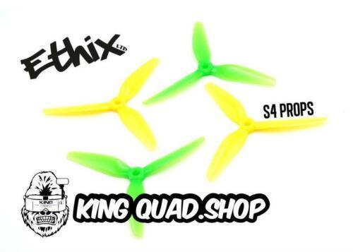 HQ Prop ETHiX S4 5036.5 Lemon Cal hélice por HQProp