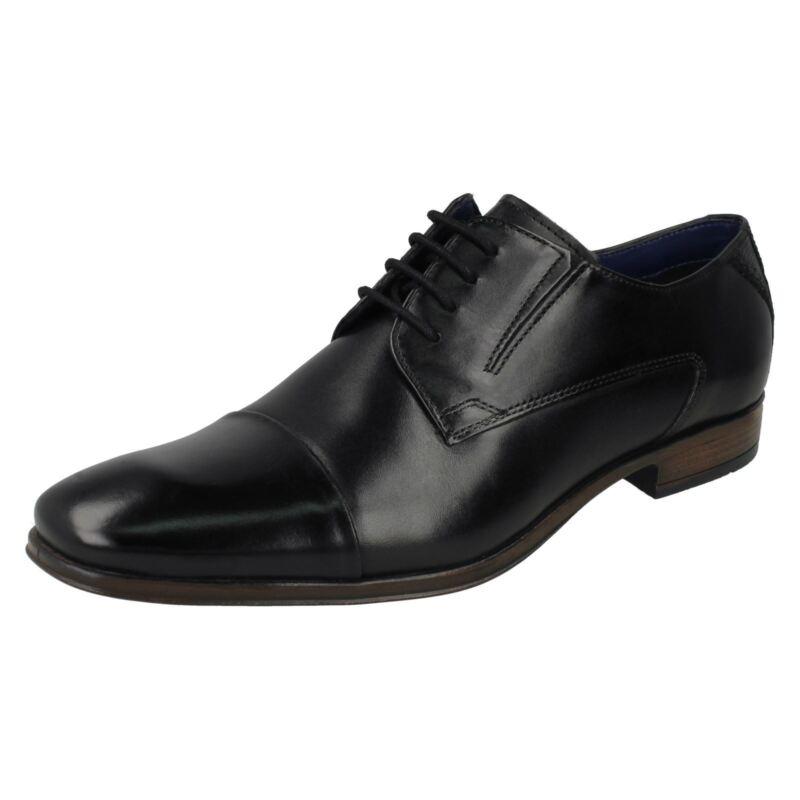 Bugatti 312-40201 Mens Smart Leather Shoe