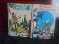 My Book of Favourite Tales/My Super Time Story Book Hardback English Murray's