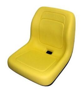 One-New-John-Deere-Tractor-Seat-5105-5205-Farm-Tractors-Yellow