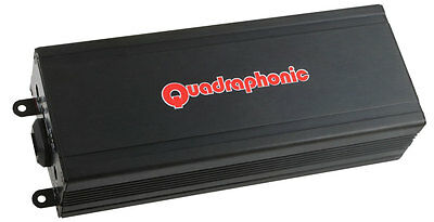 RetroSound QUAD4 Four-channel Power Amplifier